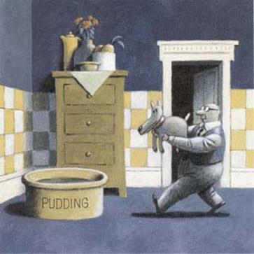 Puddingbad