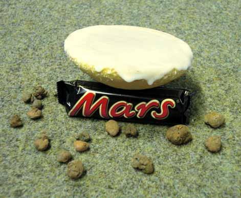 Der erste Amerkaner auf dem Mars